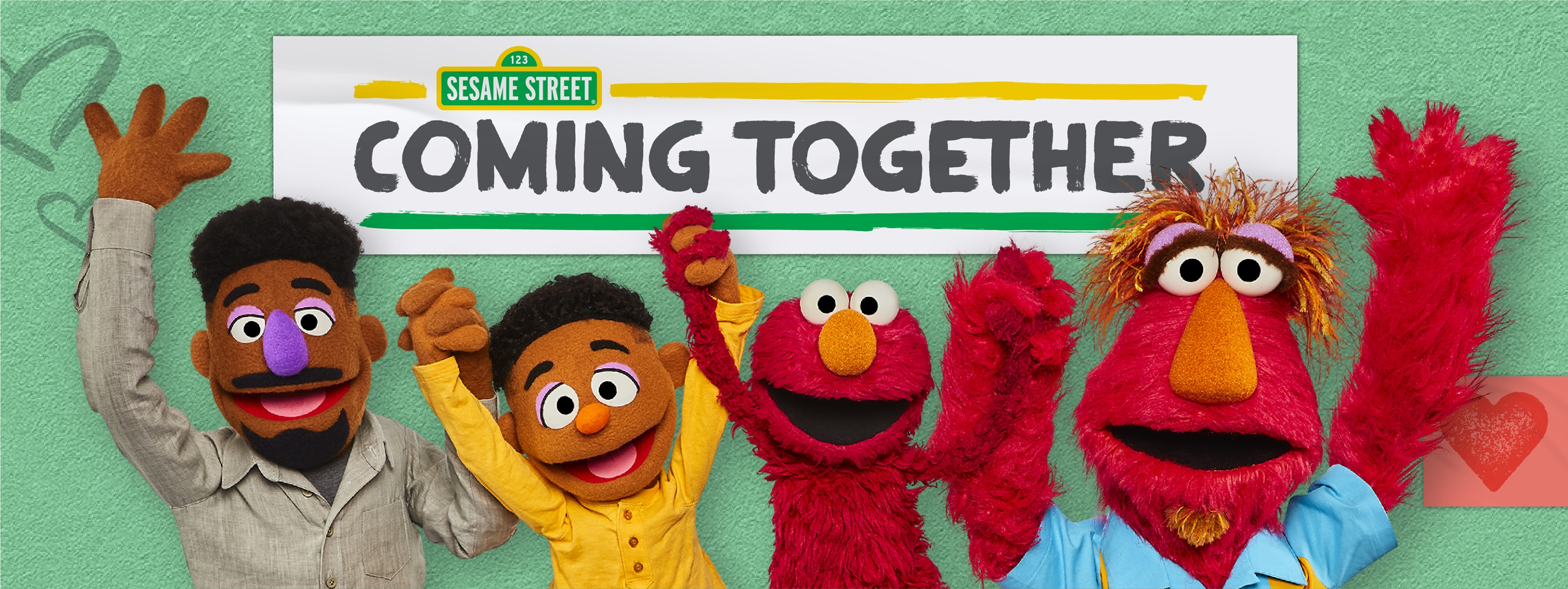 Coming together media promo